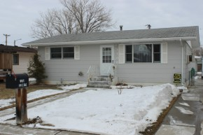 NEW LISTING! $174,900 – 1106 CALE AVENUE