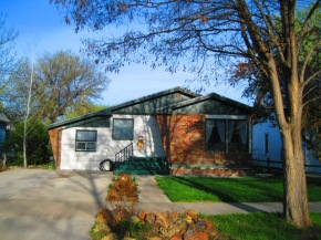 113 N MERRIAM $158,900 SALE PENDING – Back up offers will be considered
